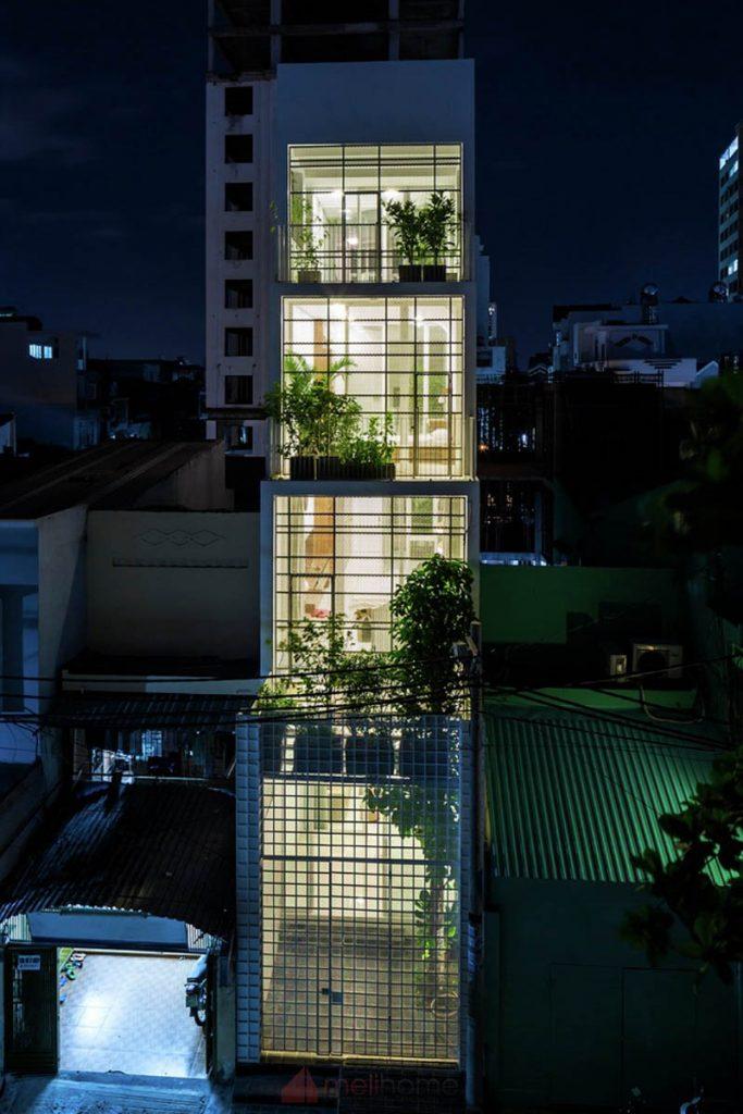 House 304 Ngôi nhà phố đẹp 40m2 với giếng trời đầy nắng 13 683x1024 - House 304: Ngôi nhà phố đẹp 40m2 với giếng trời đầy nắng