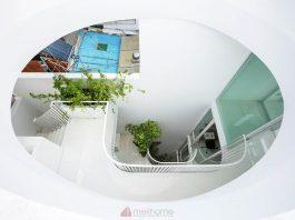 House 304 Ngôi nhà phố đẹp 40m2 với giếng trời đầy nắng 2 265x198 - Trang Chủ