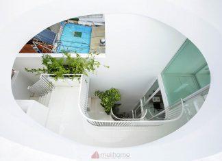 House 304 Ngôi nhà phố đẹp 40m2 với giếng trời đầy nắng 2 324x235 - Trang Chủ