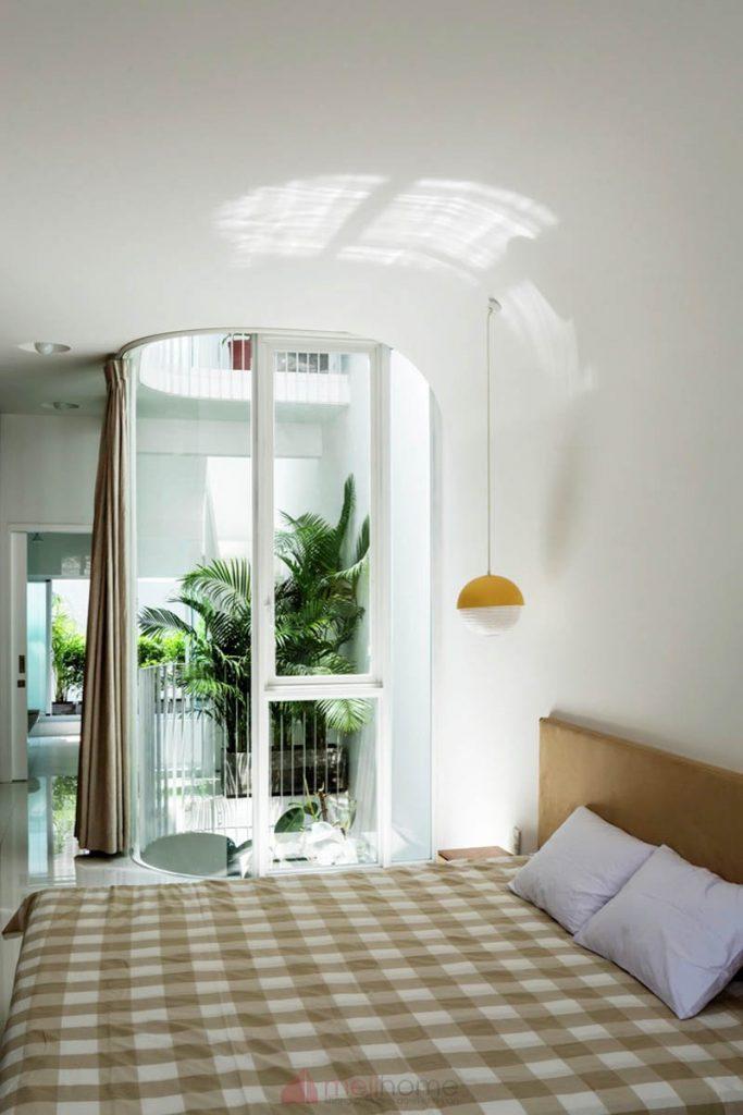 House 304 Ngôi nhà phố đẹp 40m2 với giếng trời đầy nắng 7 683x1024 - House 304: Ngôi nhà phố đẹp 40m2 với giếng trời đầy nắng