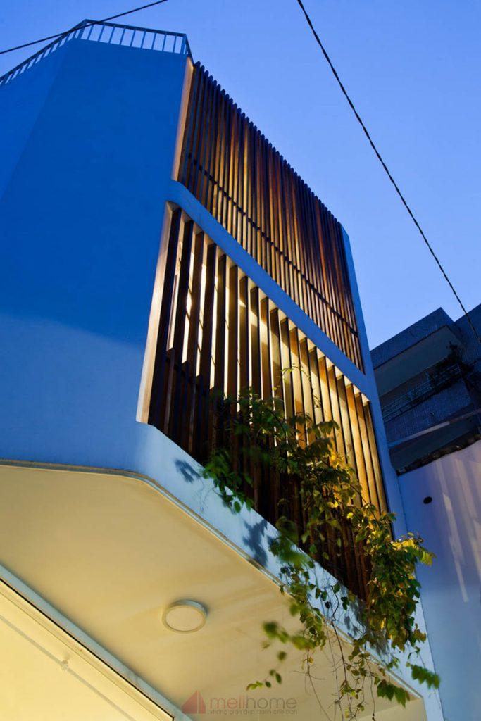 Thiết Kế Nhà Nhỏ Đẹp 30m2 tại Sài Gòn 15 683x1024 - Micro Town House 4x8m: Thiết kế nhà nhỏ đẹp 30m2 đầy màu sắc tại Sài Gòn
