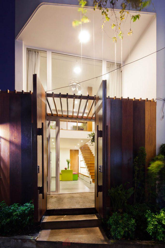 Thiết Kế Nhà Nhỏ Đẹp 30m2 tại Sài Gòn 16 683x1024 - Micro Town House 4x8m: Thiết kế nhà nhỏ đẹp 30m2 đầy màu sắc tại Sài Gòn