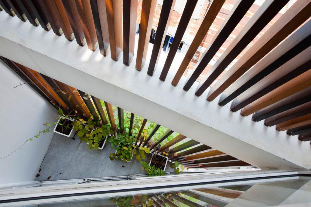 Thiết Kế Nhà Nhỏ Đẹp 30m2 tại Sài Gòn 6 1024x683 - Micro Town House 4x8m: Thiết kế nhà nhỏ đẹp 30m2 đầy màu sắc tại Sài Gòn
